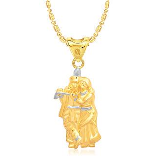Vk jewels radha krishna pendant gold and rhodium plated p1357g vk jewels radha krishna pendant gold and rhodium plated p1357g vkp1357g aloadofball Images