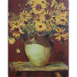 Vitalwalls Still Life Painting Canvas Art Print.Static-295-45cm