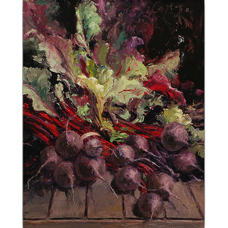 Vitalwalls Still Life Painting  Canvas Art Print.Static-381-60cm