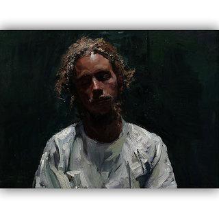 Vitalwalls Still Life Painting  Canvas Art Print,Wooden Frame.Western-039-F-45cm