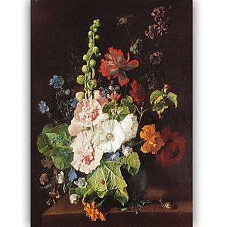 Vitalwalls Still Life Painting  Canvas Art Print.Static-436-45cm