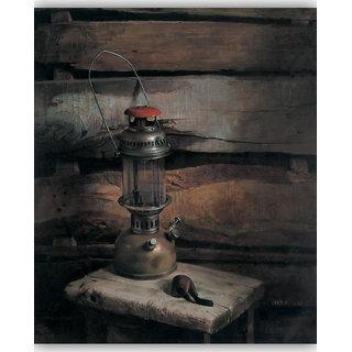 Vitalwalls Still Life Painting  Canvas Art Print,Wooden Frame.Static-364-F-30cm