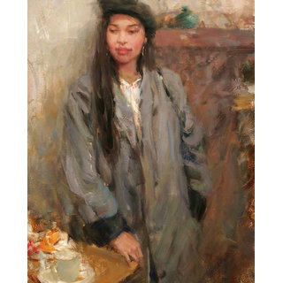 Vitalwalls Still Life Painting  Canvas Art Print,Wooden Frame.Western-029-F-45cm