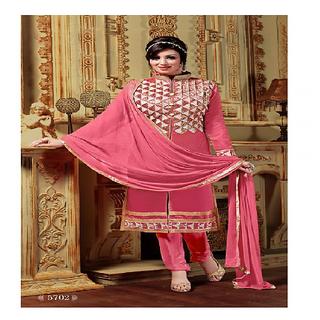 SaiBaba Collections Emroidered Kurta  Churidar