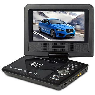 Buy 9 8 inch TFT Portable DVD Player with TV Tuner 3D