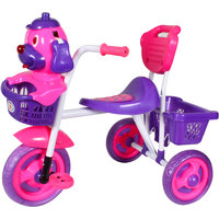 HLX-NMC KIDS SCOOBY PUPPY TRICYCLE PINK/BLUE
