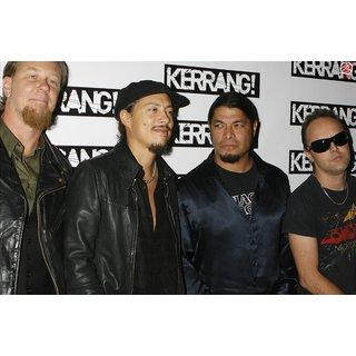 Zap Metallica Poster (ME119)