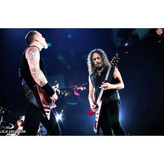 Zap Metallica Poster (ME52)