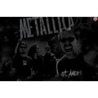 Zap Metallica Poster (ME95)