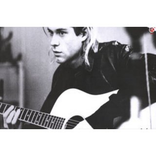 Zap Nirvana Poster (NI23)