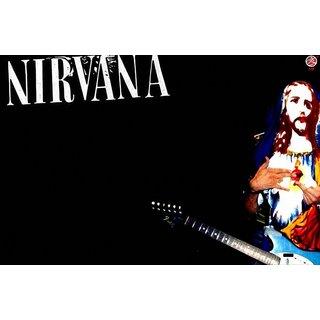 Zap Nirvana Poster (NI85)