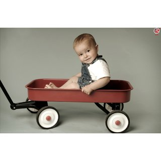 Zap Cute Baby Poster (T459)