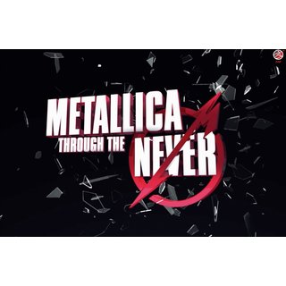 Zap Metallica Poster (ME50)
