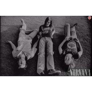 Zap Nirvana Poster (NI82)