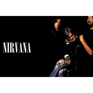 Zap Nirvana Poster (NI89)