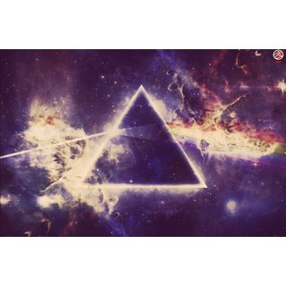 Zap Pink Floyd Poster (PI15)