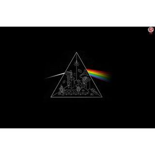 Zap Pink Floyd Poster (PI17)