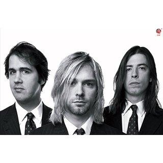 Zap Nirvana Poster (NI44)