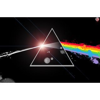 Zap Pink Floyd Poster (PI61)