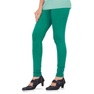 V Brown Cotton Stylish Exlusive Legging VBL022