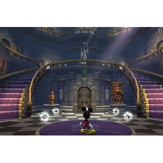Disney Mikki In House Cartoon Poster (CARTOON00046)