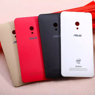 Easyshop1515 Replacement Back Panel for Asus Zenfone 5 - Red