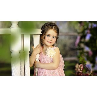 Navya Poster Of Cute Baby Little Smile (BABY00089)