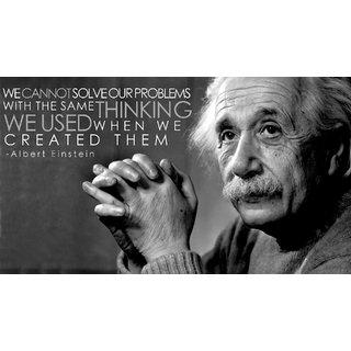 Poster Of Great Sceintist - Albert Einstein (PERSON0134)