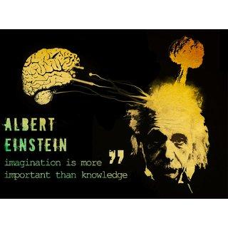 Poster Of Great Sceintist - Albert Einstein (PERSON0137)