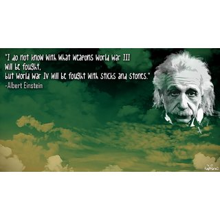 Poster Of Great Sceintist - Albert Einstein (PERSON0139)