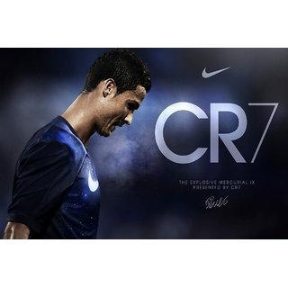 Cr7 Cristiano Ronaldo Poster (SPORTS00025)