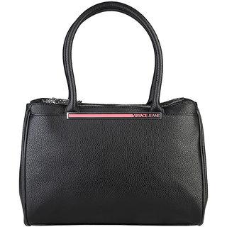 Versace Jeans Handbag (Black)