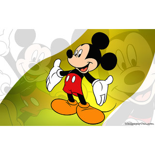 Amazing Mickey Mouse Poster (CARTOON00082)
