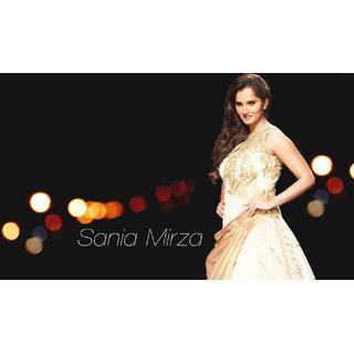 Sania Mirza Poster (SPORTS00037)