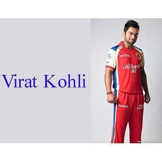 Virat Kohli Rcb Poster (SPORTS00051)
