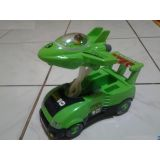 Ben10 Space Car With Sound And Light High Powered Full Function Car Gift Toy