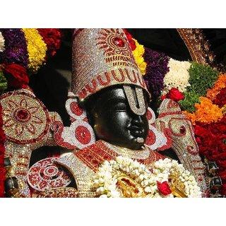Navya Poster Of Lord Tirupati Bala Ji (GOD00042)