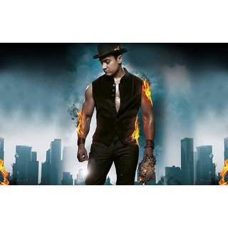 Aamir Khan Dhoom3 Poster (PERSON00122)