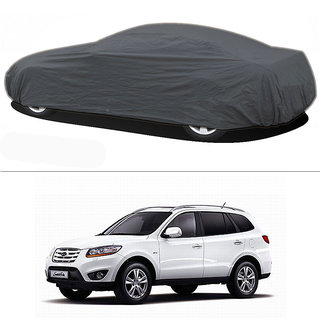 Millionaro - Heavy Duty Double Stiching Car Body Cover For Hyundai Santa Fe Suv