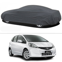 Millionaro - Heavy Duty Double Stiching Car Body Cover For Honda Jazz