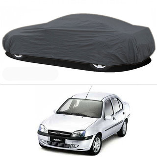 Millionaro - Heavy Duty Double Stiching Car Body Cover For Ford Ikon