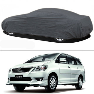 Millionaro - Heavy Duty Double Stiching Car Body Cover For Toyota Innova