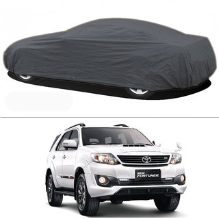Millionaro - Heavy Duty Double Stiching Car Body Cover For Toyota Fortuner