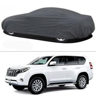Millionaro - Heavy Duty Double Stiching Car Body Cover For Toyota Land Cruiser Prado