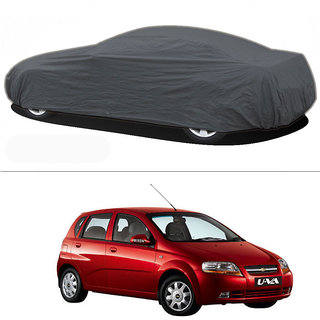 Millionaro - Heavy Duty Double Stiching Car Body Cover For Chevrolet Aveo Uva