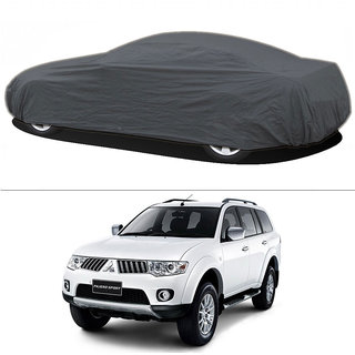 Millionaro - Heavy Duty Double Stiching Car Body Cover For Mitsubishi Pajero Sports