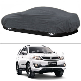 Millionaro - Heavy Duty Double Stiching Car Body Cover For Toyota Fortuner (2015 Upwards)
