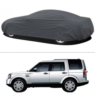 Millionaro - Heavy Duty Double Stiching Car Body Cover For Land Rover Discovery