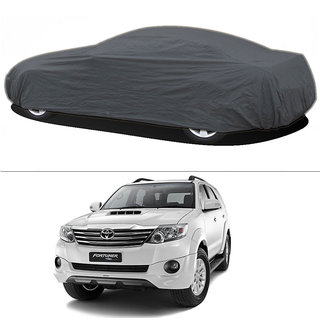 Millionaro - Heavy Duty Double Stiching Car Body Cover For Toyota Fortuner (4X4) (2015 Upwards)