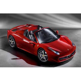 Car Red Poster (CAR00036)
